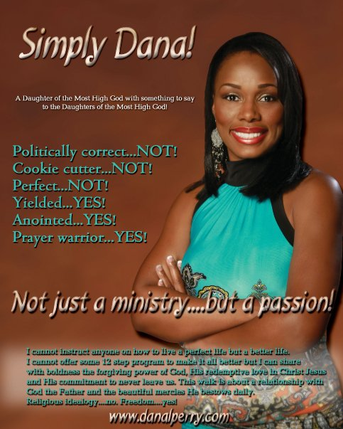 Simply Dana Flyer