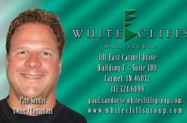 White Cliffs Business Card