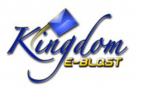 Kingdom E-Blast Logo