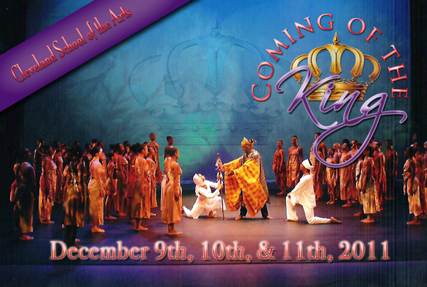 Coming of the King 2011